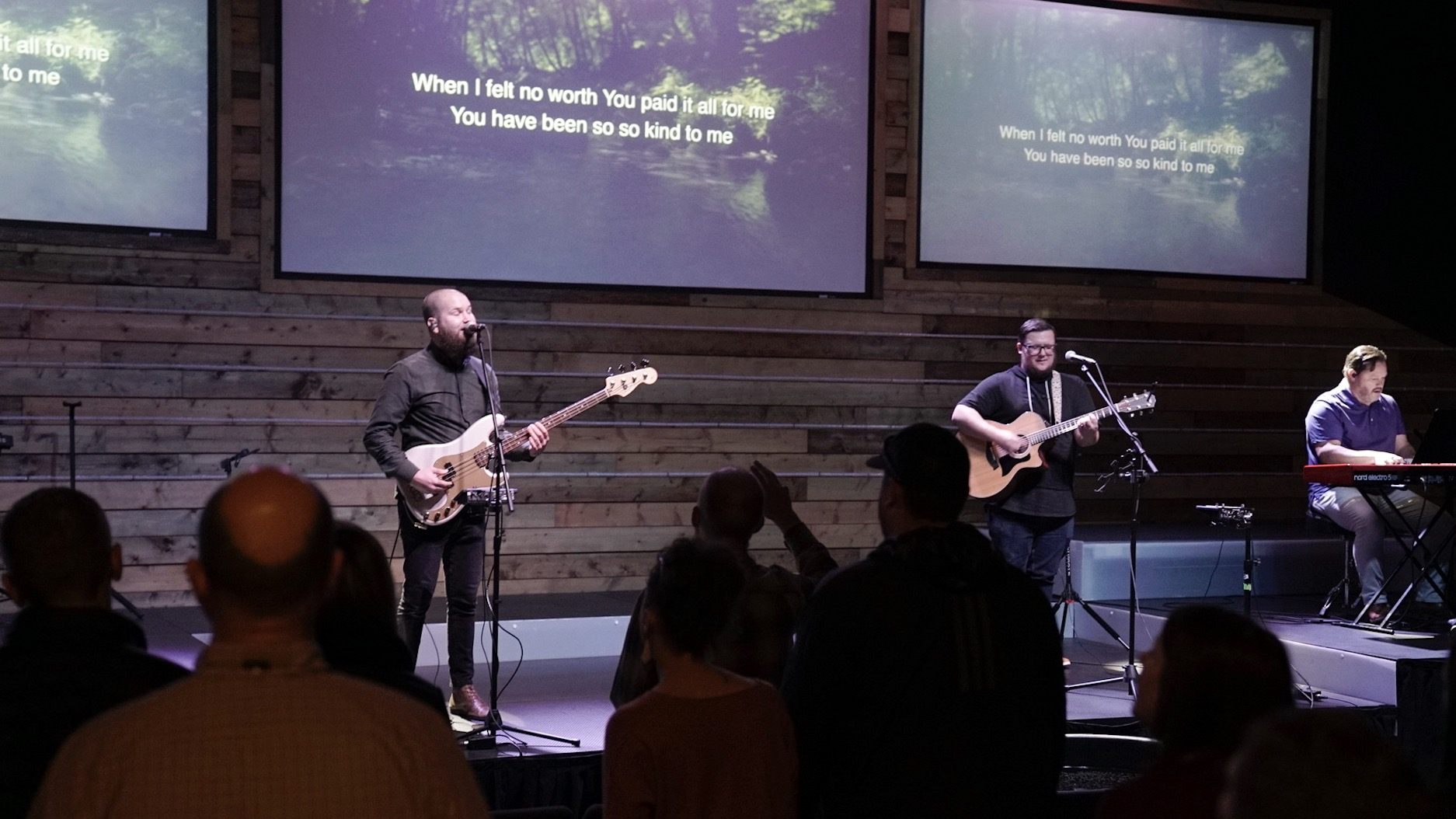 Worship Options | Trinity Bible Church | Willow Park